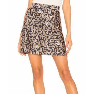 Free People Phoebe Mini Skirt